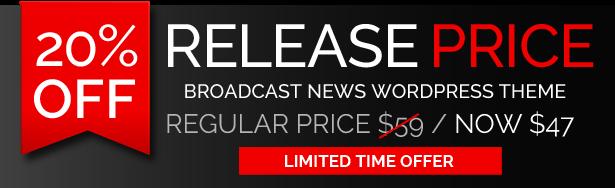 reendex - broadcast news magazine wordpress theme (news / editorial) Reendex – Broadcast News Magazine WordPress Theme (News / Editorial) Reendex promo banner